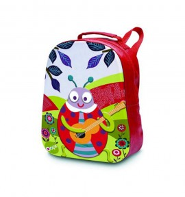 Chicco Τσάντα Happy Backpack  Ladybug 1τμχ
