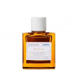 Korres White Tea Eau De Toillette 50ml