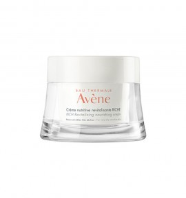 Avene Le Essentiels Creme Nutritive Revitalisante Riche 50ml