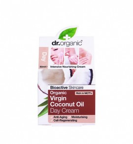Dr.Organic Virgin Coconut Oil Day Cream 50ml