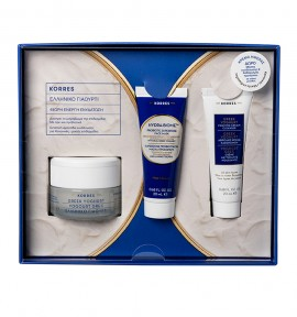 Korres Set Greek Yoghurt Day Cream-Gel για Κανονικές Επιδερμίδες 40ml & ΔΩΡΟ Hydra-Biome Face Mask 20ml & Foaming Cream Cleanser 20ml