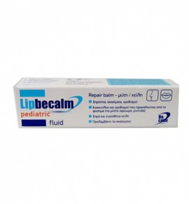 Lipbecalm pediatric fluid μύτη-χείλια 10ml