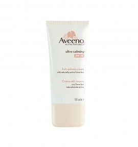 Aveeno Ultra Calming SPF20 Anti Redness Cream 50ml