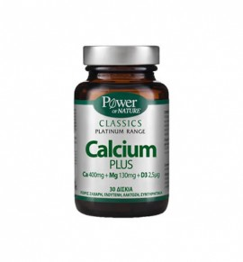 Power Health Platinum Calcium Plus 30s