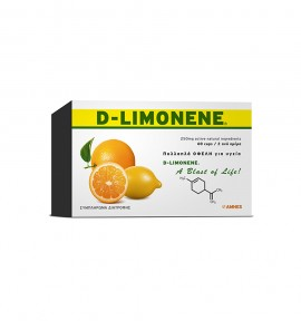 D-Limonene 250mg 60caps