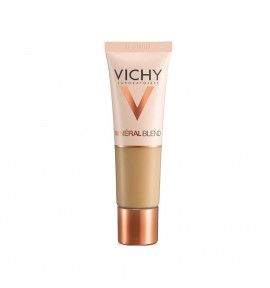 Vichy MineralBlend Hydrating Fluid Foundation 12 Sienna 30ml