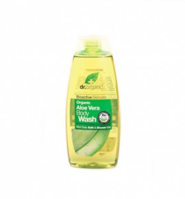 Dr.Organic Aloe Vera Body Wash 250ml