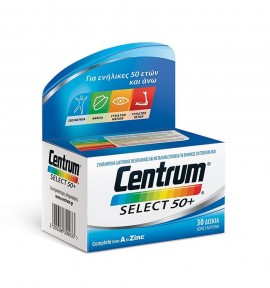 Centrum Select 50+ 30tabs