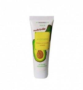 Korres Avocado Intense Nourishing Mask 18ml