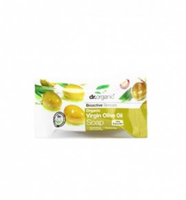 Dr.Organic Virgin Olive Oil Soap100gr