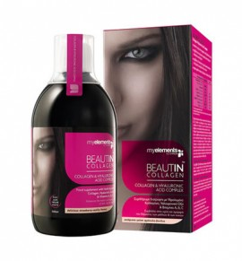 My Elements Beautin Collagen Μάνγκο-Πεπόνι 500ml