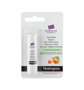 Neutrogena Nourishing Lipcare with Nordic Berry 4.8g