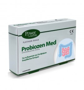 Power Health Platinum Probiozen Med 15caps