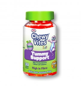 Chewy Vites for Kids Tummy Support 30bears