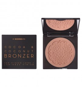 Korres Cocoa & Coconut Bronzer 02 Warm Shade 10g