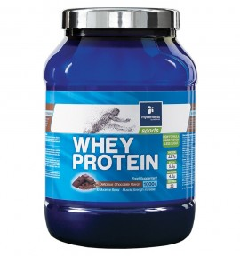 My Elements Sports Whey Protein Σοκολάτα 1000g