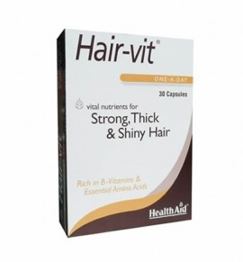 Health Aid HairVit™ 30caps