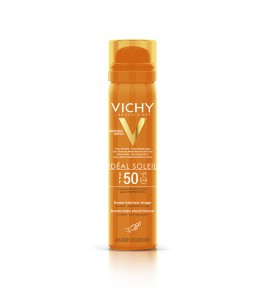 Vichy Ideal Soleil Fresh Face Mist SPF50 75ml