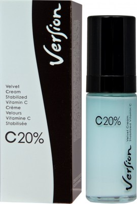 Version Velvet Cream Stabilized Vitamin C 20% 30ml