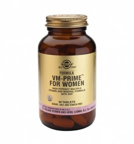 Solgar Formula VM-Prime for Women tabs 90s