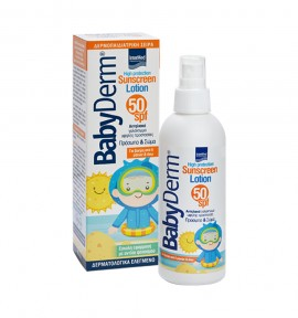 Intermed Babyderm Sunscreen SPF50, 200ml