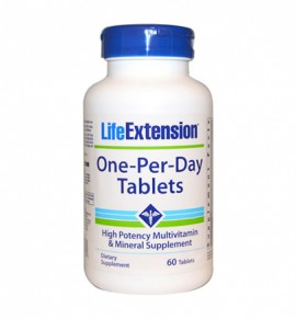 Life Extension One per Day 60tabs