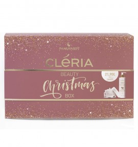 Cleria Beauty Christmas Box First Step Cream 50ml & Hydrating Velvet Lotion 300ml