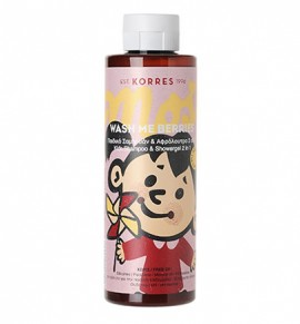 Korres Wash Me Berries Shampoo 250ml