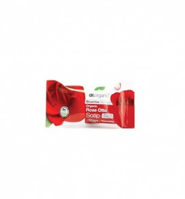 Dr.Organic Rose Otto Soap 100gr