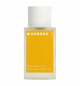 Korres White Tea/ Bergamot/ Freesia/ 50 ml