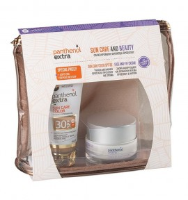 Panthenol Extra Sun Care Color SPF30 50ml & Panthenol Extra Face & Eye Cream 50ml