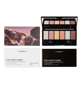 Korres The Candy Nudes Eyeshadow Palette 6g
