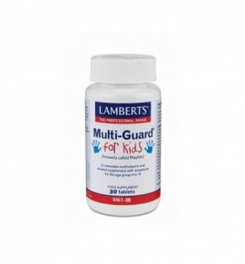 Lamberts Multi Guard for Kids 30 tabs