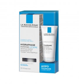 La Roche-Posay Hydraphase Intense Legere 50ml & Δώρο Toleriane Caring Wash 50ml
