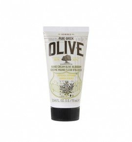 Korres Pure Greek Olive Hand Cream Άνθη Ελιάς 75ml