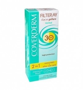 Coverderm Filteray Face Plus Normal SPF30 50ml