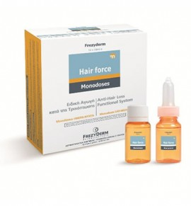 Frezyderm Hair Force Monodose Day/Night 14x10ml