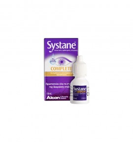 Systane Complete Drops 10ml