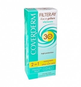 Coverderm Filteray Face Plus Oily/Acneic SPF30 50ml
