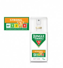 Jungle Formula Strong Soft Care με IRF 3, 75ml