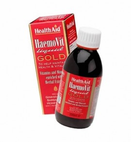 Health Aid Haemovit Liquid 200ml