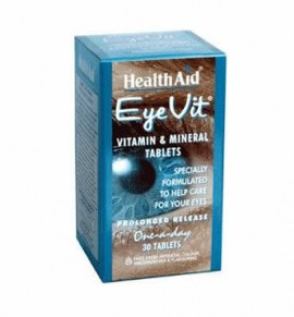 Health Aid EyeVit Plus 30 caps