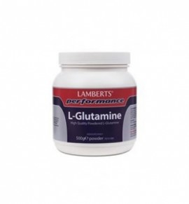 Lamberts Performance L-Glutamine powder 500gr