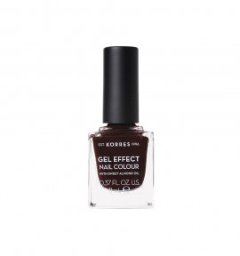 Korres Gel Effect Nail Colour 54 Festive Red 11ml