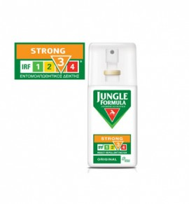 Jungle Formula Strong Original με IRF 3, 75ml
