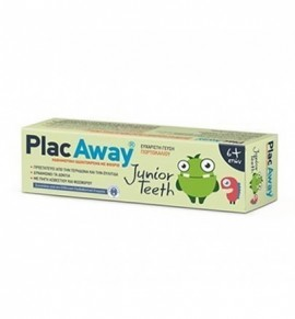Plac Away Junior Teeth Οδοντόκρεμα 50ml
