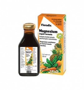 Power Health Floradix Magnesium, 250ml