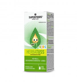 Superfoods Herbatuss Kids 120ml