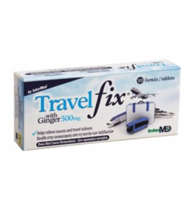 Uni-Pharma TravelFix 10 tabs