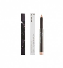 Korres Twist Eyeshadow 11 Ivory 1.12gr